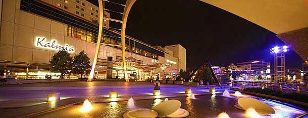 JR豊橋駅 -ある夏の夜-